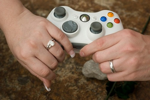 Halo Wedding Theme For Real Gamers