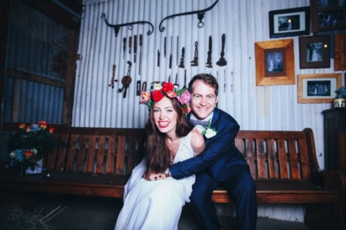 Handmade Boho Inspired Wedding With Rustic Touches