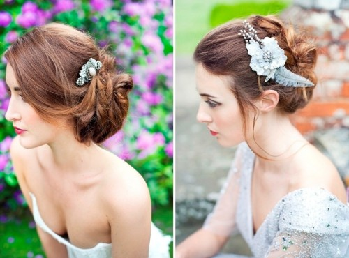 Heavenly Beautiful Bridal Headpieces Collection By Donna Crain