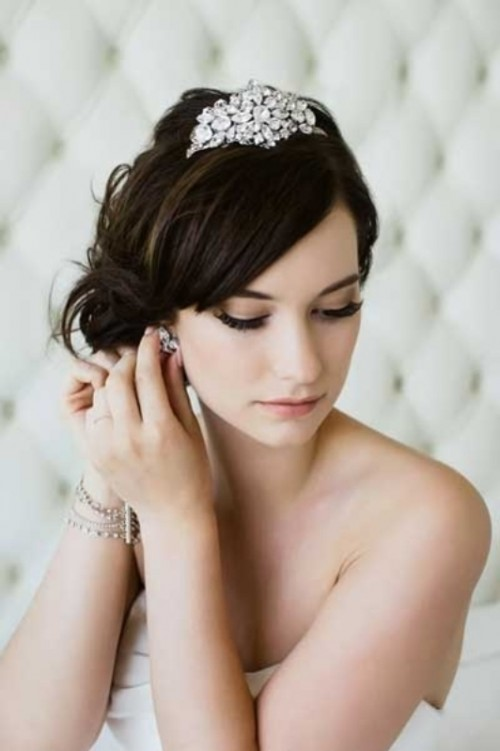 Hot 2014 Bridal Beauty Trend 15 Gorgeous Tiaras