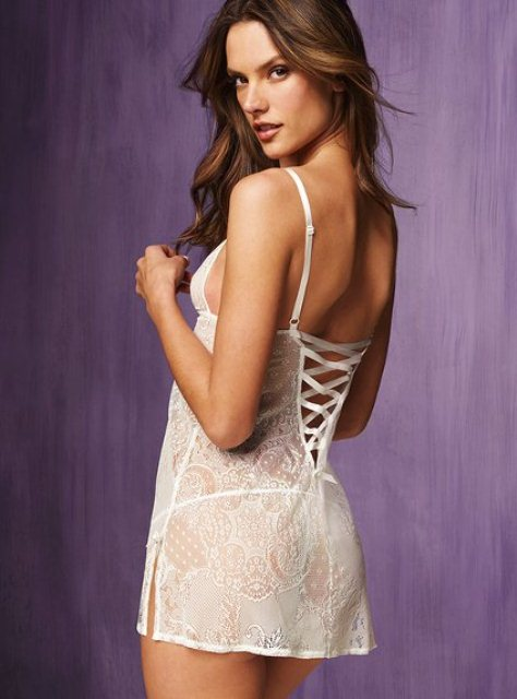 Hot Victorias Decret Bridal Lingerie Collection