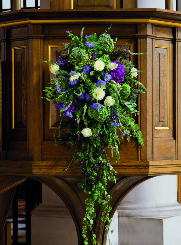 Picture Of hottest flower trends for 2015 and examples  3