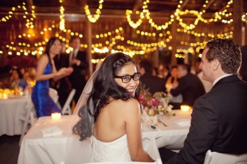 How To Choose Glasses For Your Big Day