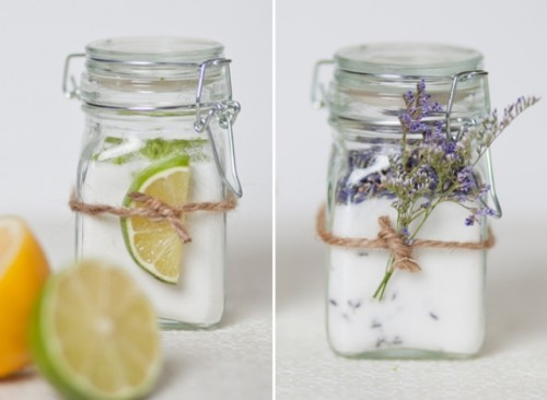 How To Make Infusing Sugar Wedding Favors