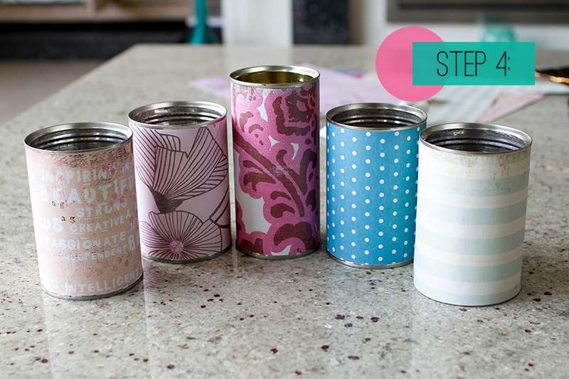 How To Make Your Own Wedding Car Cans