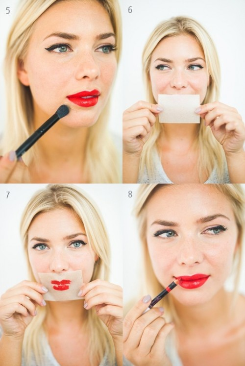How To Master The Perfect Red Lip Look For A Wedding