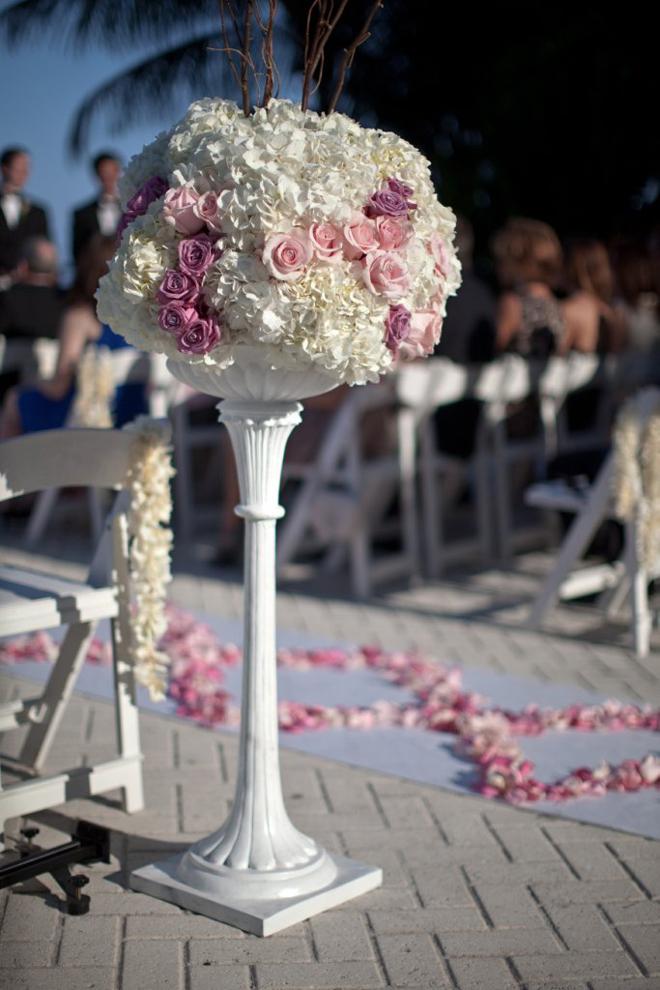 Wedding Flower Decor