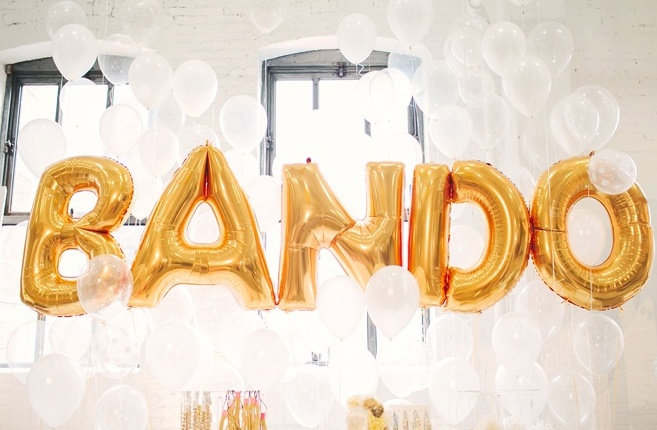Picture Of huge letter balloons ideas  8