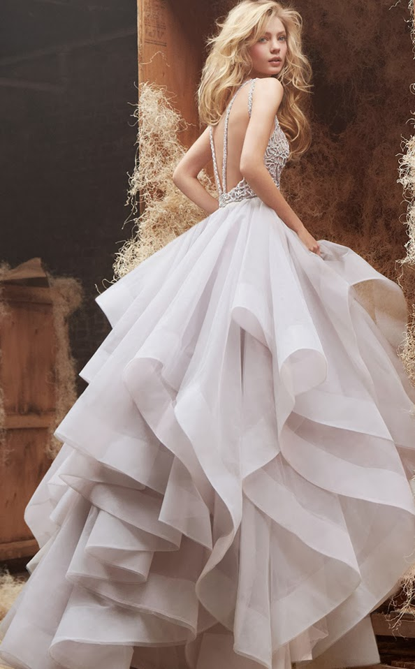 Impressive Spring 2014 Wedding Dresses Collection By Hayley Paige ...