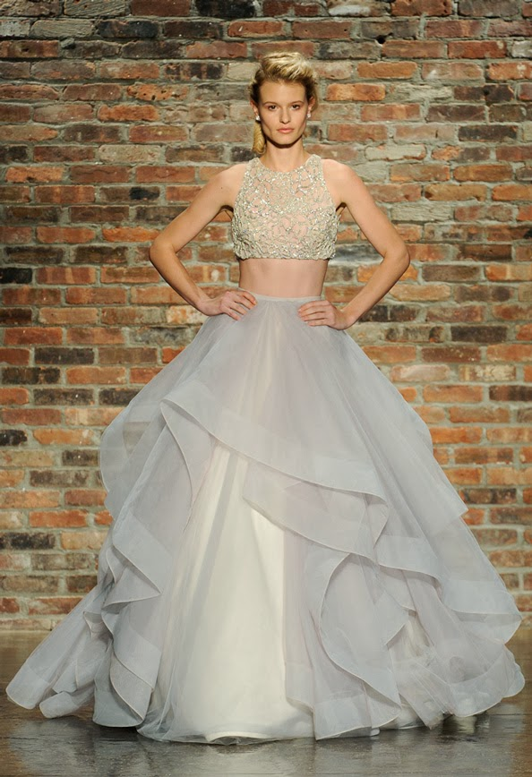 Impressive Spring 2014 Wedding Dresses Collection By Hayley Paige