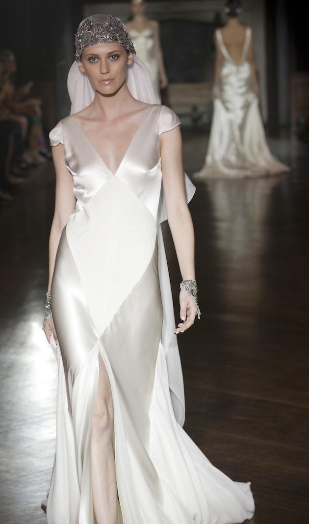 Incredible &-39-Muse&-39- Silk Wedding Gowns Collection - Weddingomania
