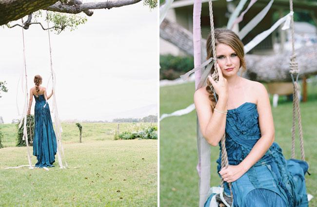 Picture Of incredibly beautiful indigo maui wedding inspiration  16