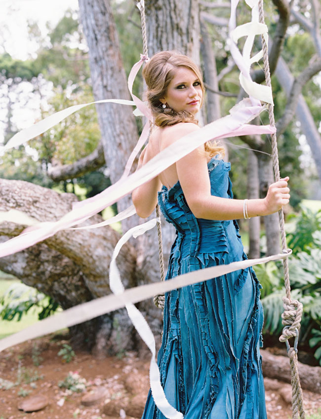 Picture Of incredibly beautiful indigo maui wedding inspiration  17