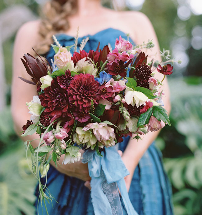 Picture Of incredibly beautiful indigo maui wedding inspiration  6