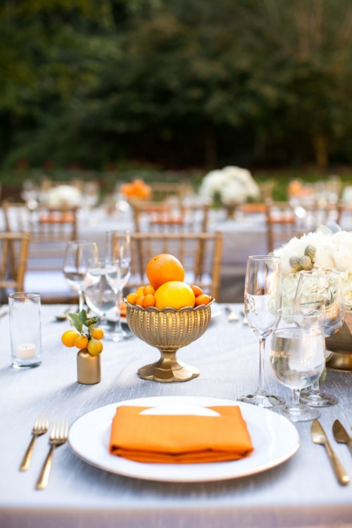 Indian Summer Outdoor Wedding With An Elegant Twist