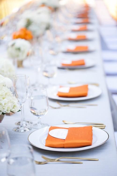 Indian Summer Outdoor Wedding With An Elegant Twist