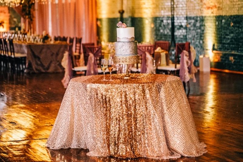 Industrial Yet Elegantly Vintage Wedding Inspiration