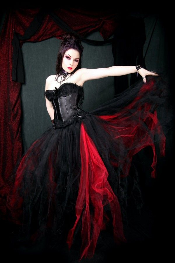 Vampire Bridesmaid Dresses