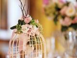 Inspiring And Fresh Spring Wedding Centerpieces