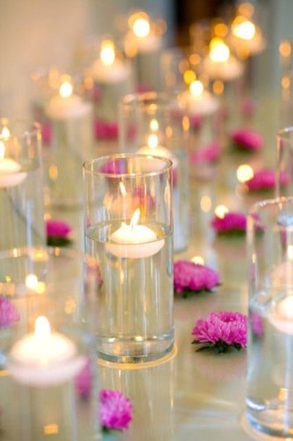 Picture Of inspiring valentines day wedding centerpieces  10