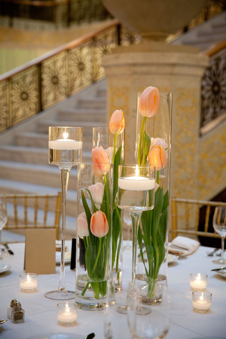 Picture Of inspiring valentines day wedding centerpieces  11