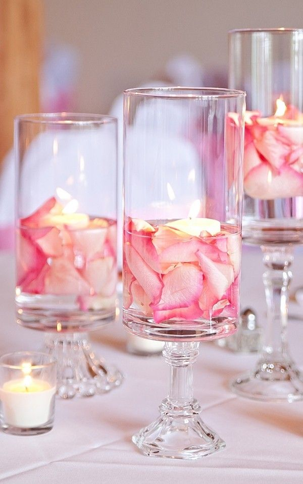 Picture Of inspiring valentines day wedding centerpieces  9