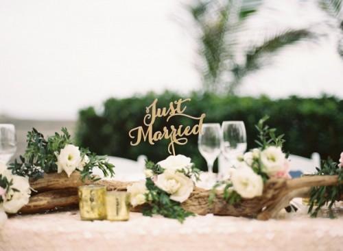 Intimate And Elegant Mexico Destination Wedding