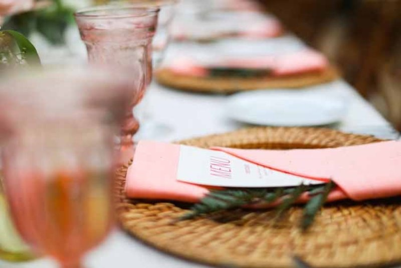 Picture Of intimate and glamorous hawaiian wedding inspiration  11