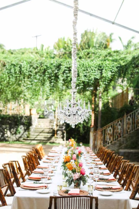Picture Of intimate and glamorous hawaiian wedding inspiration  14