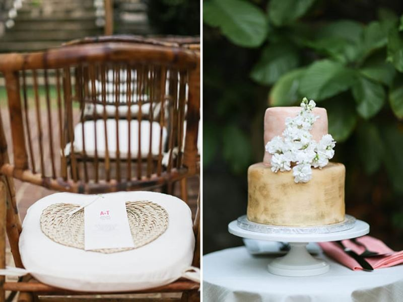 Picture Of intimate and glamorous hawaiian wedding inspiration  24