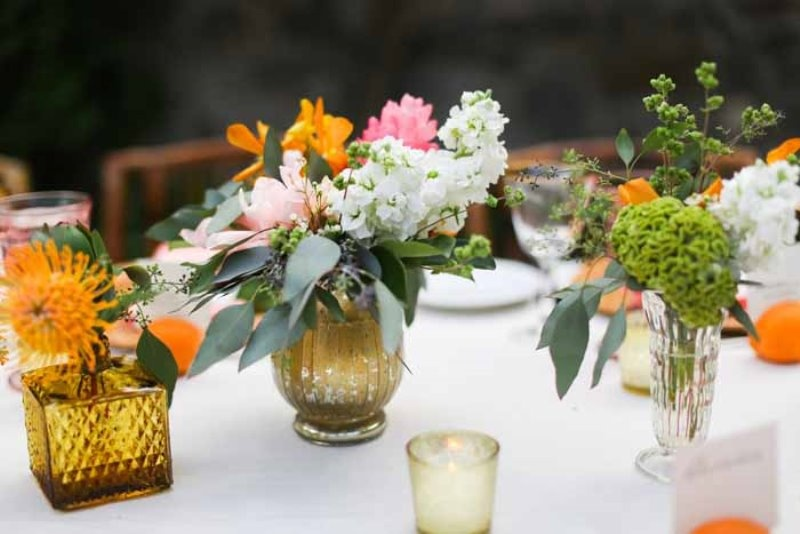 Picture Of intimate and glamorous hawaiian wedding inspiration  9