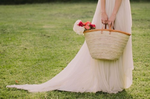 Intimate And Romantic Early Autumn Wedding Inspiration