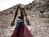 intimate-bohemian-desert-fall-wedding-inspiration-1
