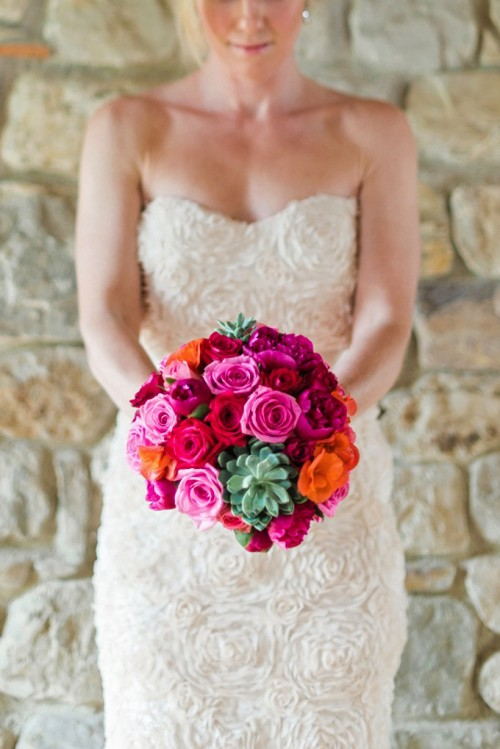 Intimate Italy Destination Wedding With Rustic Touches