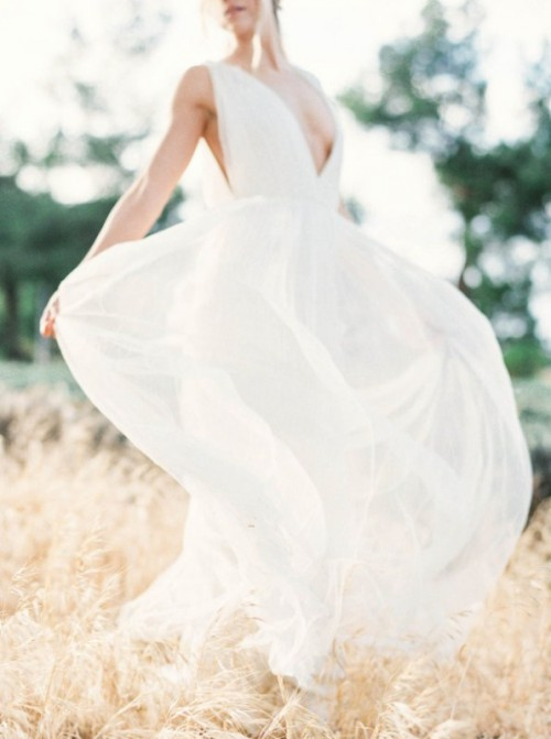 Intimate Rustic Farm Wedding Inspirational Shoot
