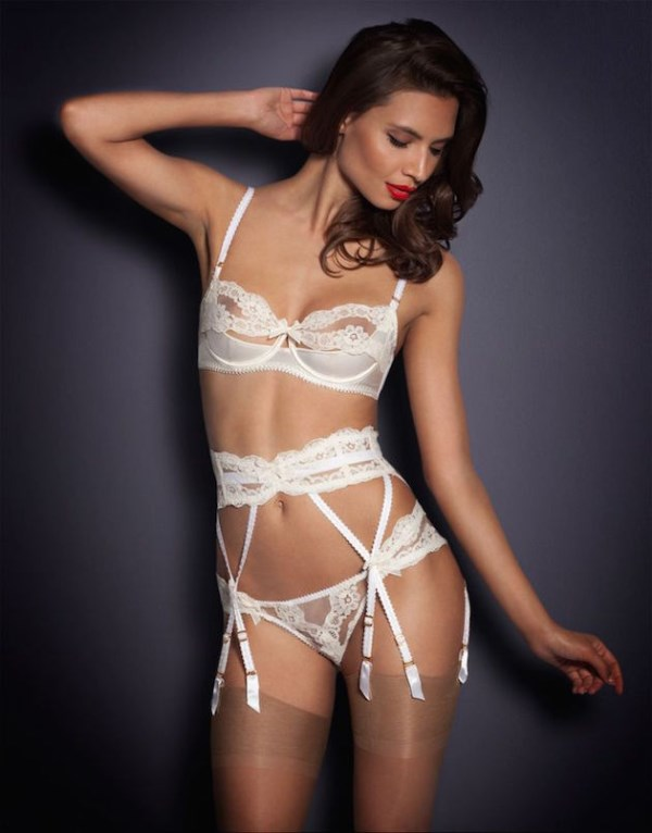 Picture Of Irresistibly Sexy Bridal Lingerie Collection By Agent Provocateur 16