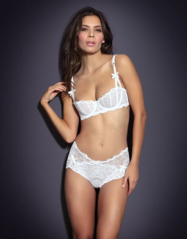 Picture Of irresistibly sexy bridal lingerie collection by agent provocateur  18