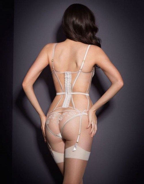 Irresistibly Sexy Bridal Lingerie Collection By Agent Provocateur