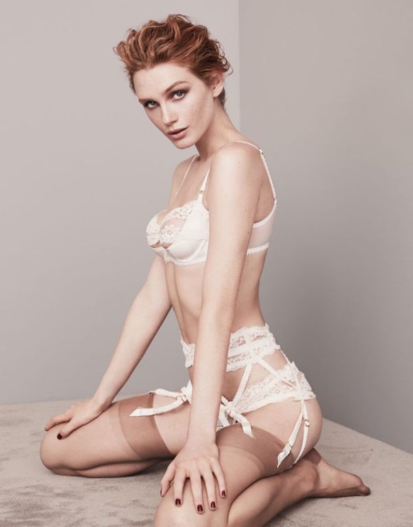 Picture Of irresistibly sexy bridal lingerie collection by agent provocateur  8
