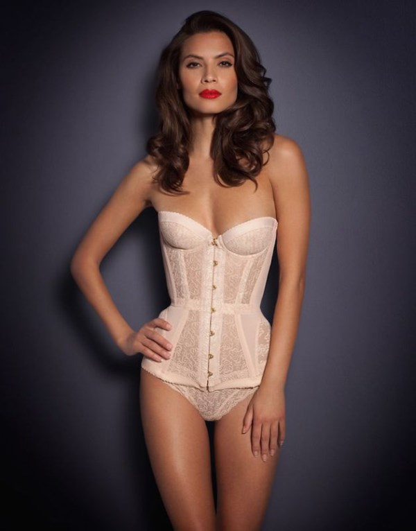 Picture Of irresistibly sexy bridal lingerie collection by agent provocateur  9