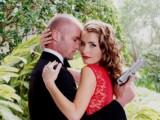 James Bond Themed Anniversary Shoot