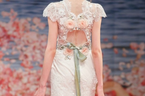 Jaw Dropping Statement Back Wedding Dresses
