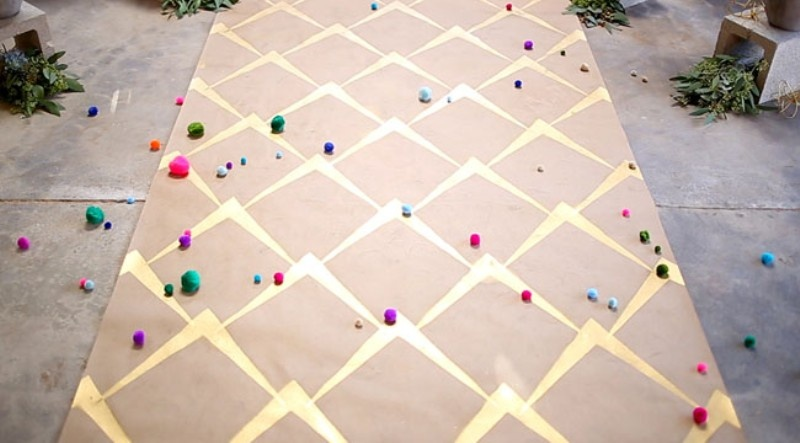 Picture Of joyful industrial playground elopement wedding inspiration  10
