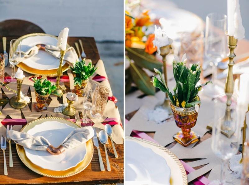 Picture Of joyful industrial playground elopement wedding inspiration  20