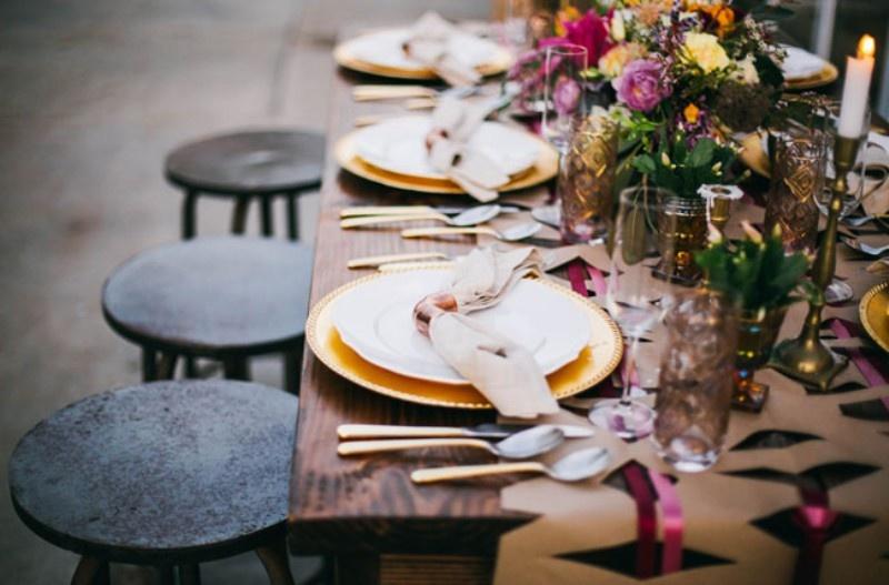 Picture Of joyful industrial playground elopement wedding inspiration  23