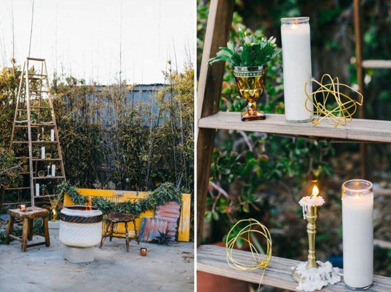 Picture Of joyful industrial playground elopement wedding inspiration  28