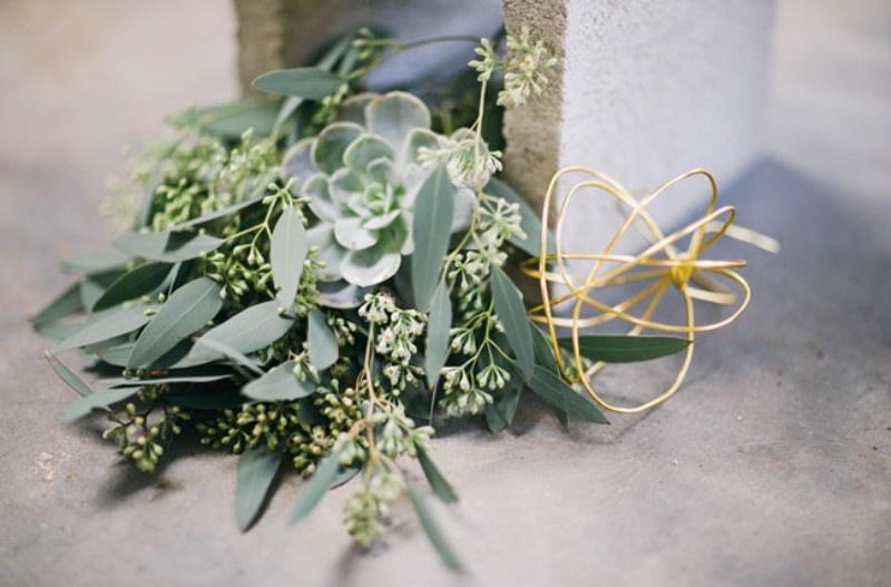 Picture Of joyful industrial playground elopement wedding inspiration  5