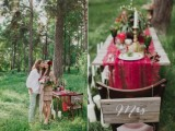 joyful-marsala-woodland-wedding-inspiration-22