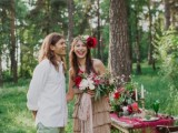 joyful-marsala-woodland-wedding-inspiration-24