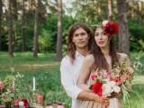 joyful-marsala-woodland-wedding-inspiration-3